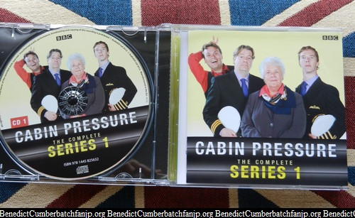 Charmant Cabinpressure_s1_cd_2