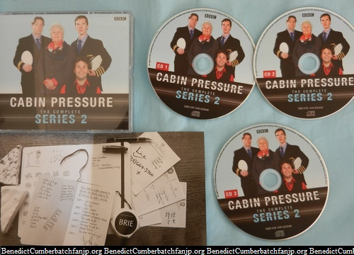 Cabinpressure_cd_s2. Cabin Pressure: ...